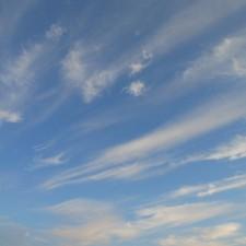 Wolkenspiel am 02. März 2013