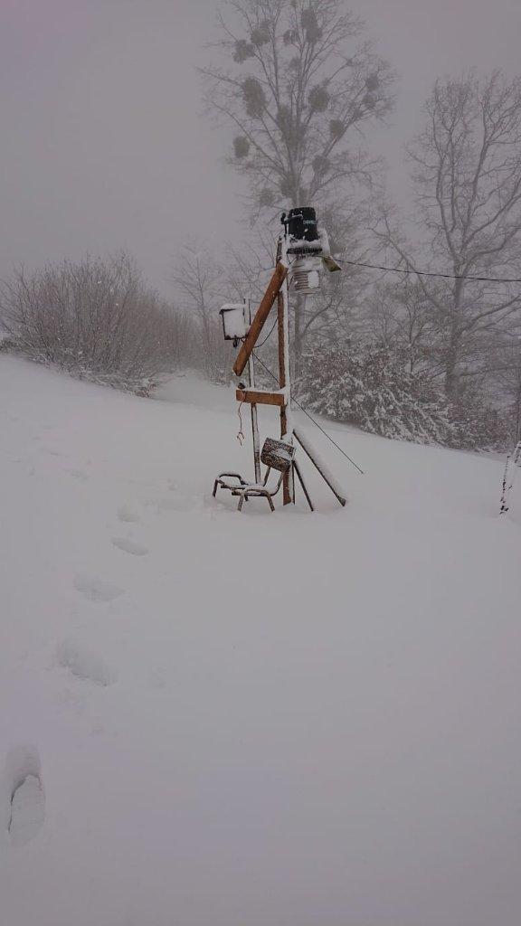 Wetterstation Waldhausen/Alpenblick
